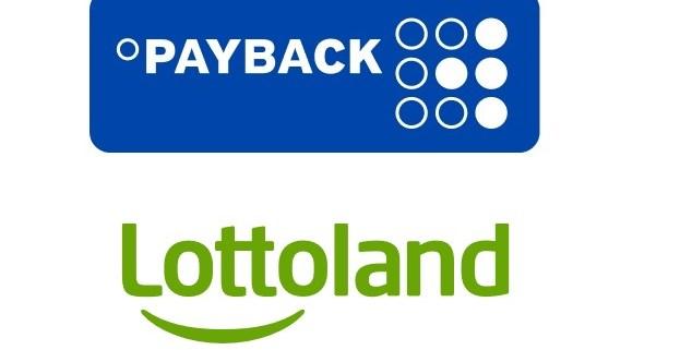 Lottoland und Payback Logos