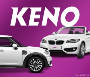 KENO mit BMW und MINI