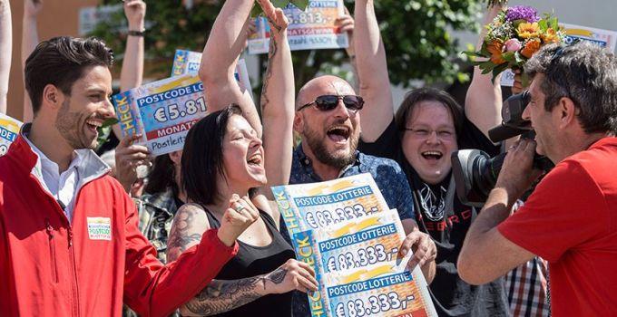 Postcode Lotterie Monatsgewinner