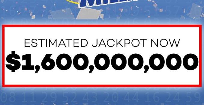 Mega Millions 1.600.000.000 Dollar Jackpot 2018