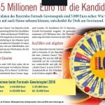 Ausschnitt glücksblatt Bayernlos Zweite Chance Jahresbericht 2018