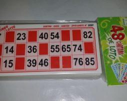 Lottokarten Erweiterungsset