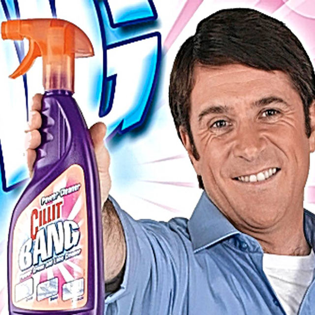 own brand v branded Cilit Bang!