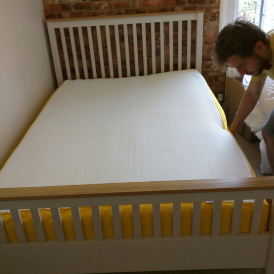 eve mattress review its a bed time game changer. Black Bedroom Furniture Sets. Home Design Ideas