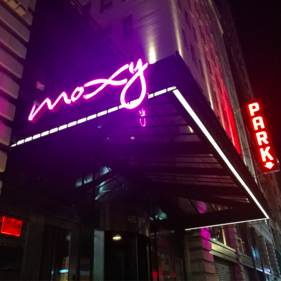 New York Moxy