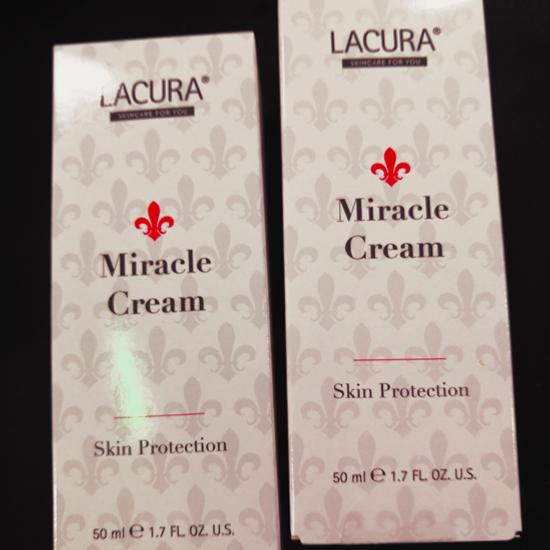 Aldi Lacura Miracle Cream