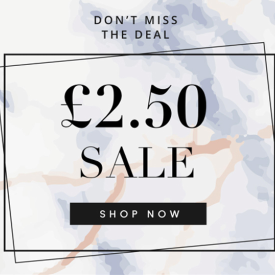 Everything 5 Pounds sale