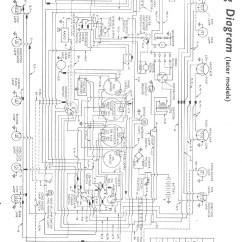 Key Switch Wiring Diagram Lighting Yamaha G14 Gas Lotus Cortina Diagrams