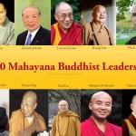 10 Mahayana Buddhist Leaders