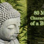 80 Minor Characteristics of a Buddha