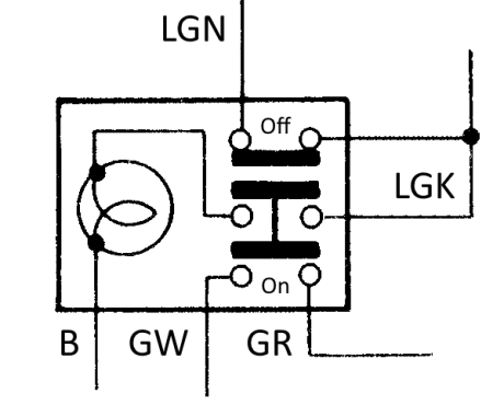 Wiring Diagram 110v Mechanical Relay 110V 220V Motor