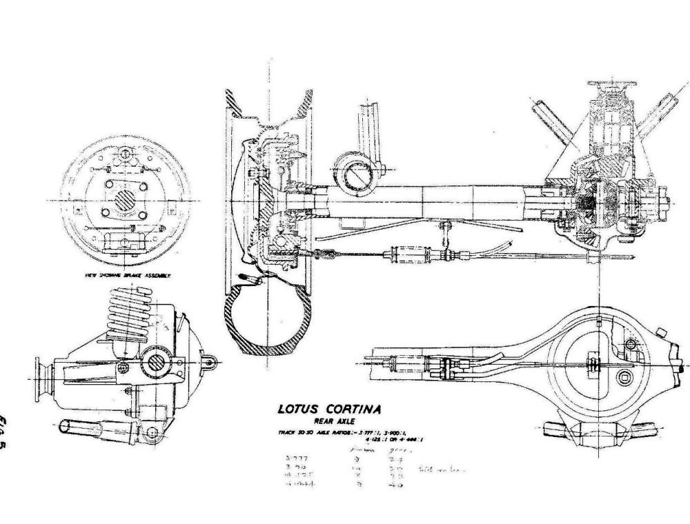 Lotus Cortina Information