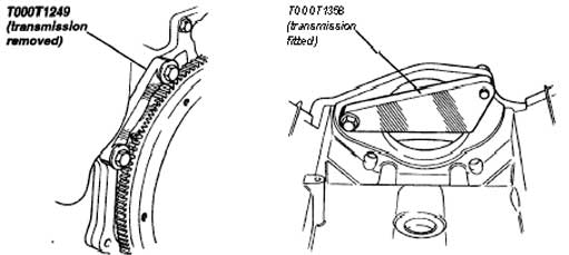 Service manual [How To Remove Crankshaft Pulley 1991 Lotus