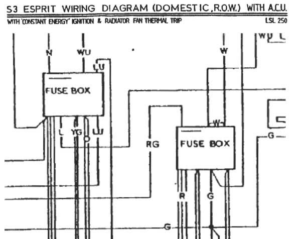lotus elan wiring diagrams the lotus elan in depth the