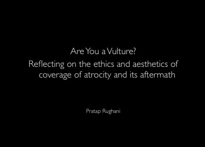 Are you a Vulture? Rughani