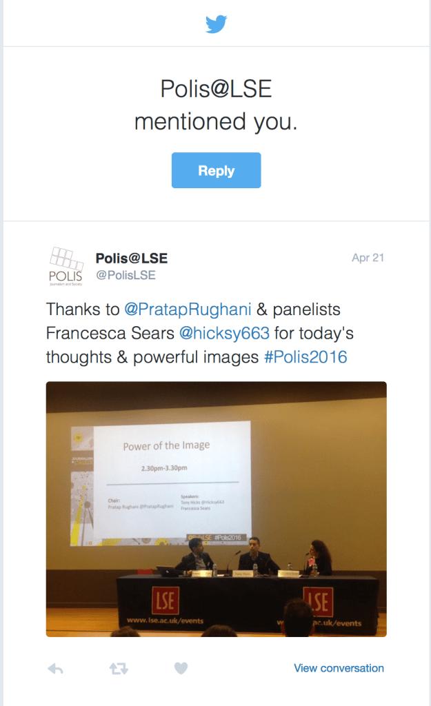 Polis 2016-04-21 tweet