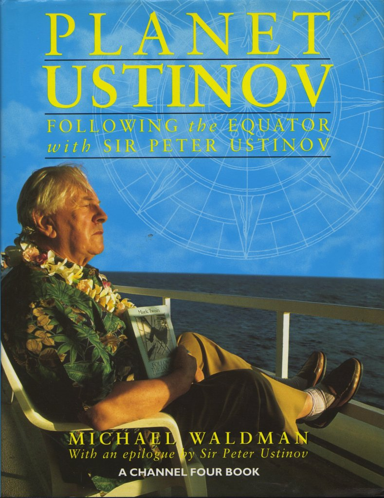 Planet Ustinov book cover