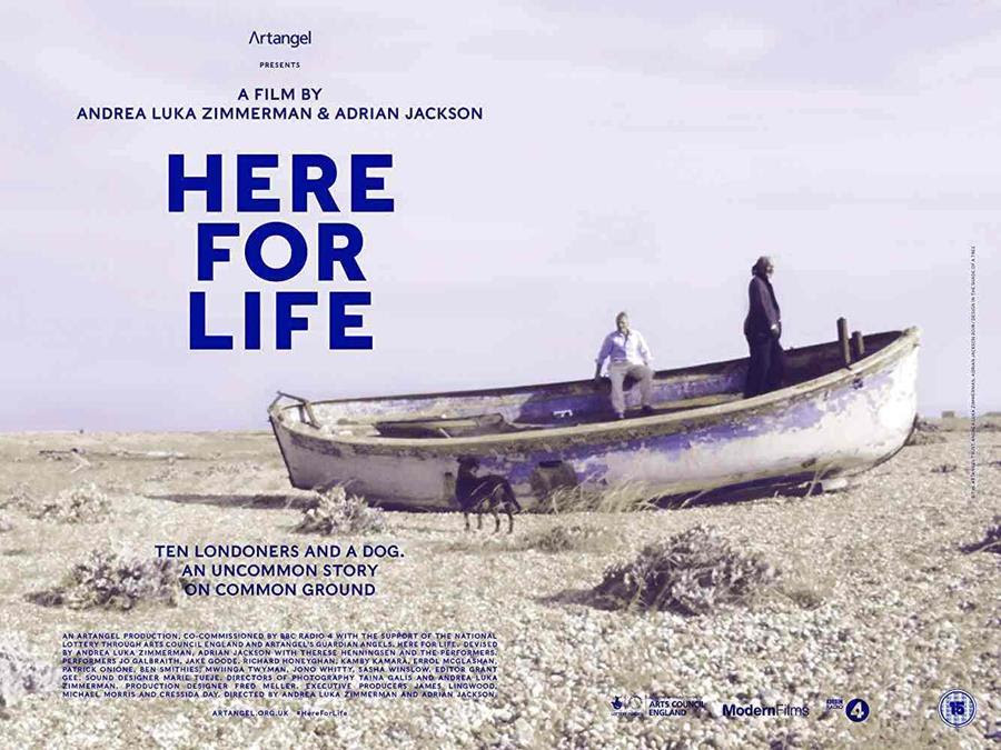 Research Season Launch Event: 'Here For Life' Screening & Panel, 3 Feb 2020