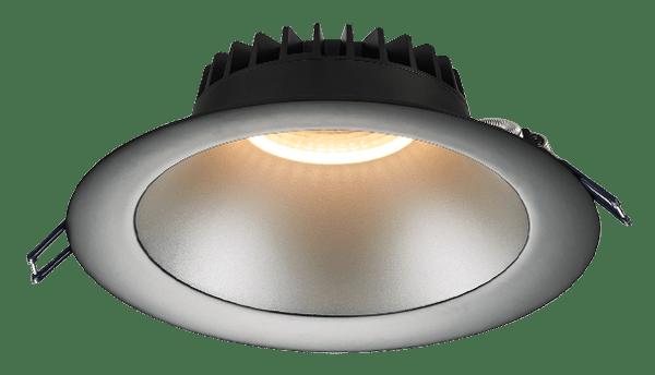 6 round led fixtures recessed lighting