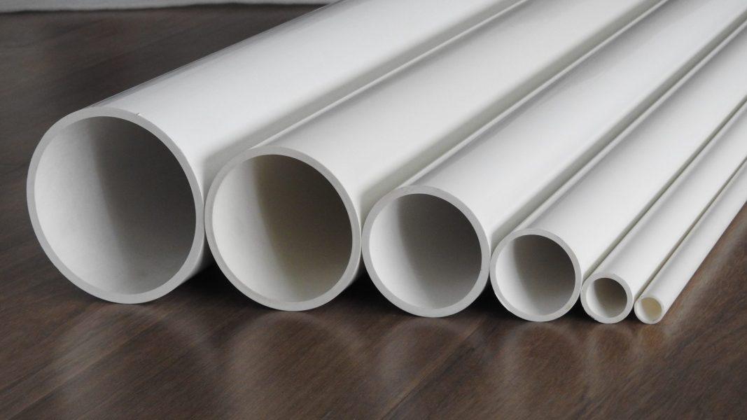ASTM 1785 F480 PVC Plain Ended Pipe