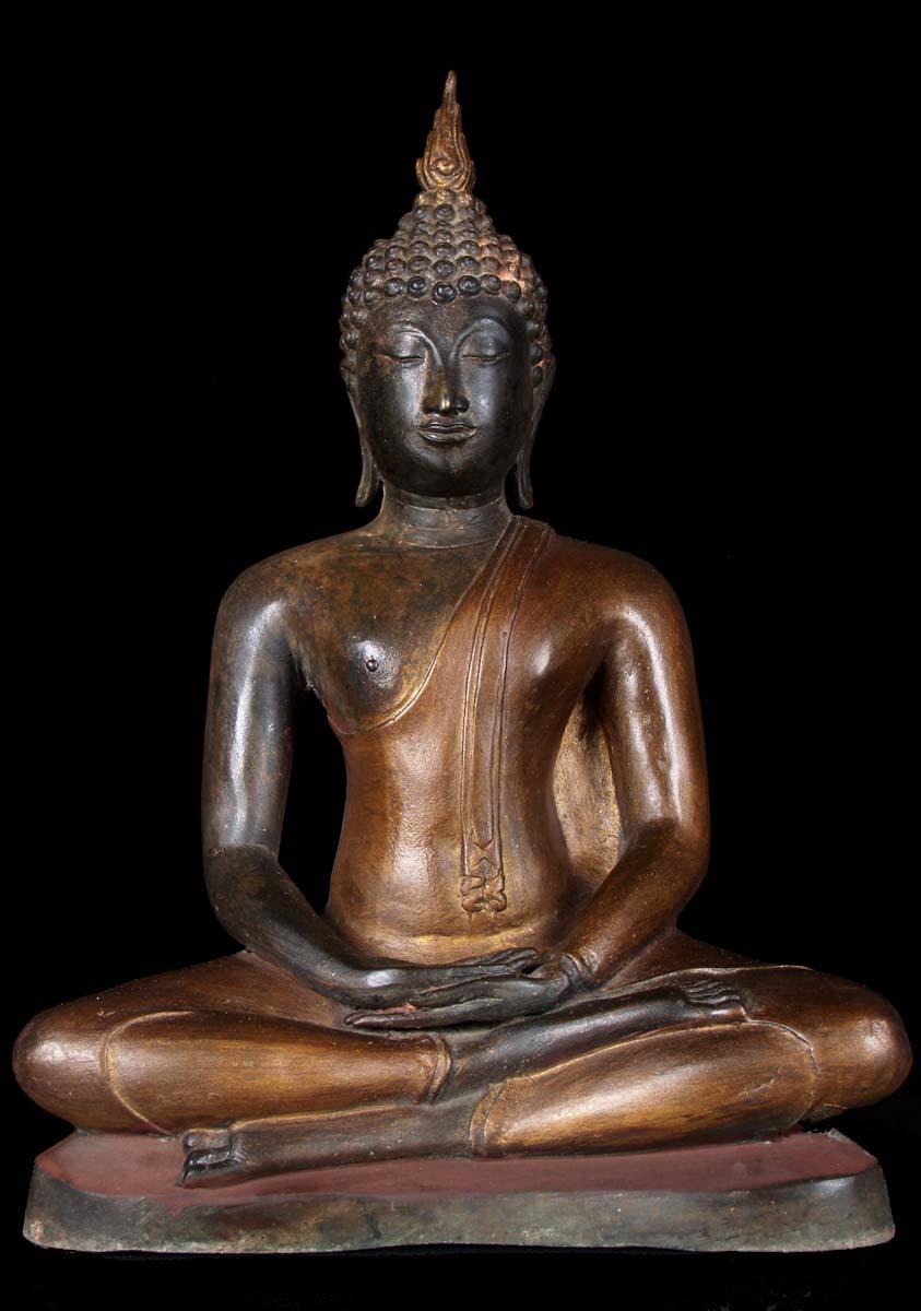 SOLD Sukhothai Buddha Statue 18 58t10 Hindu Gods  Buddha Statues