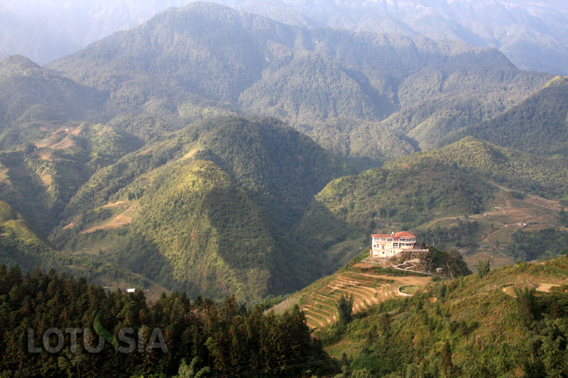 Sapa Half Day Tour to Silver Waterfall Heaven Gate