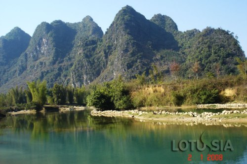 Best 5 Day Visit North Vietnam Hanoi Ba Be Cao Bang