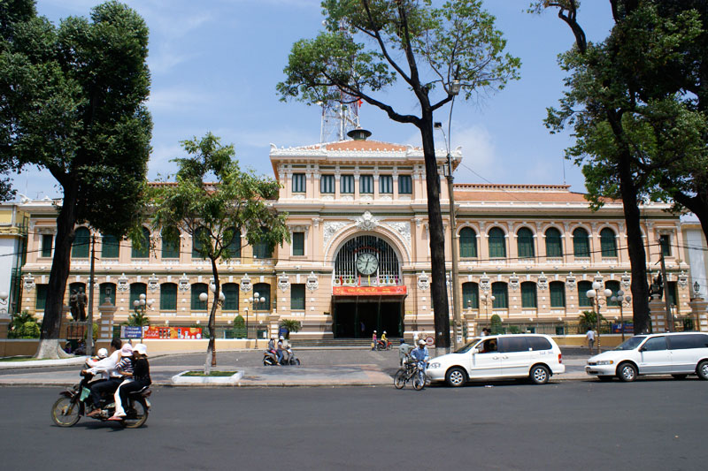 South Vietnam Ho Chi Minh Itinerary 5 Days