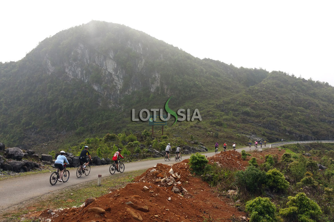 Ha Giang Cycling Photo Gallery