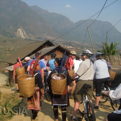 Best 2 Day Bac Ha Mountain Bike Tour