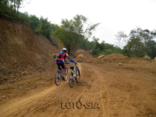 Best 3 Day Mountain Biking North Vietnam