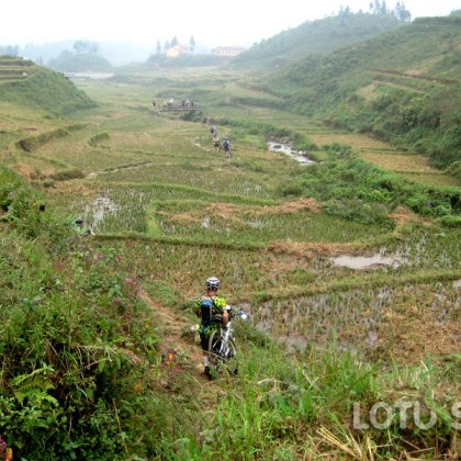 Half Day Biking Sapa Den Thang Village