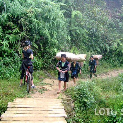 Cycling Sapa Vietnam 1 Day