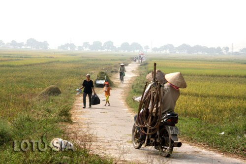 1 Day Cycling Hanoi Countryside