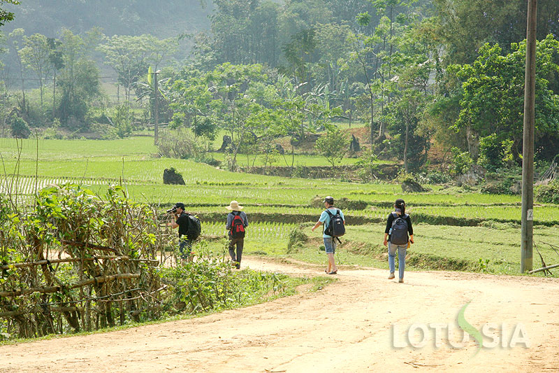 Best 3 Day Mai Chau Trek Vietnam