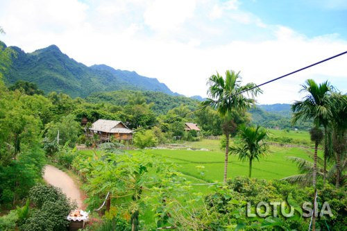 2 Day Mai Chau Cycling Tour from Hanoi