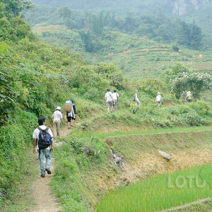 Vietnam Sapa One Day Tour to Mong Sen Ta Phin
