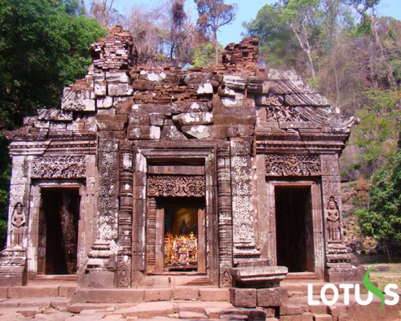 Wat Phou Temple Day Tour