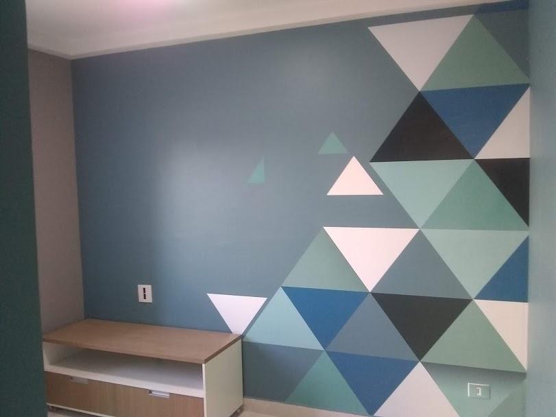 Decoração de quarto em alto estilo 1