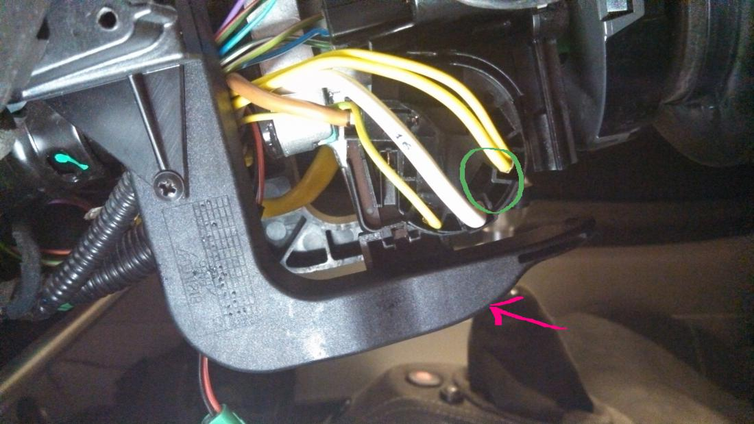 4 Wire Ignition Switch Bypass