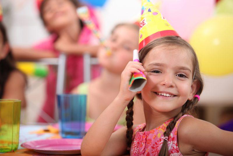 feestje inclusief kinderen
