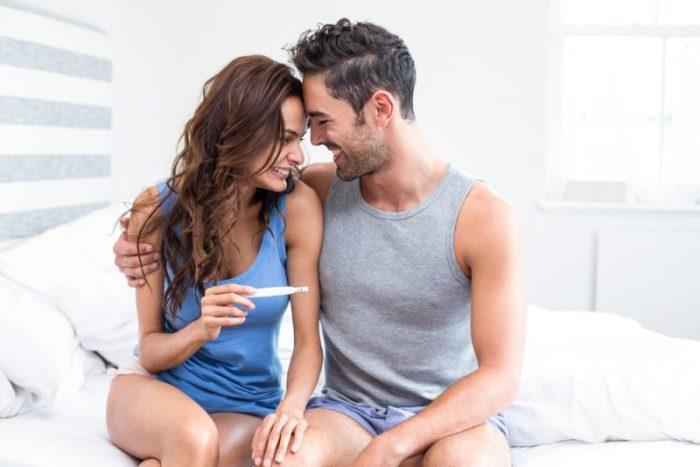 niet zeggen tegen een zwangere