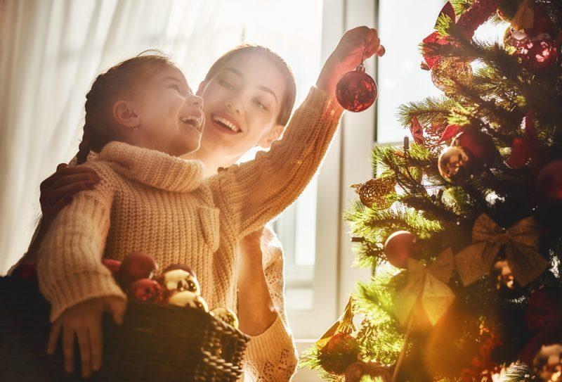 kerstvakantie met drie kinderen