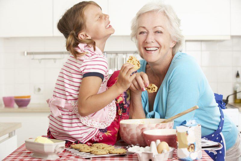 waarom oma minder consequent kleinkinderen