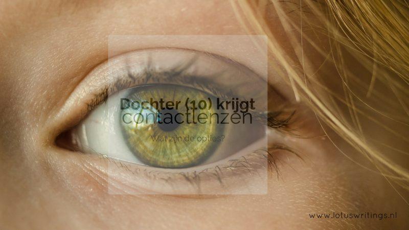 contactlenzen bij jonge kinderen