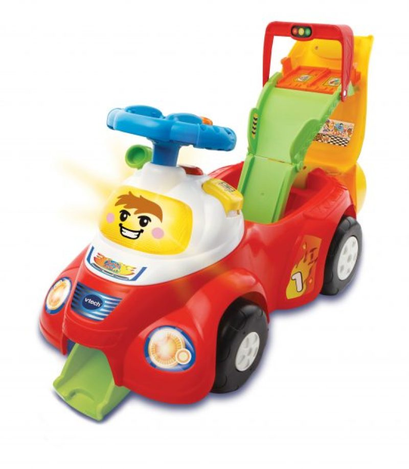 VTech 2 in 1 Loopwagen