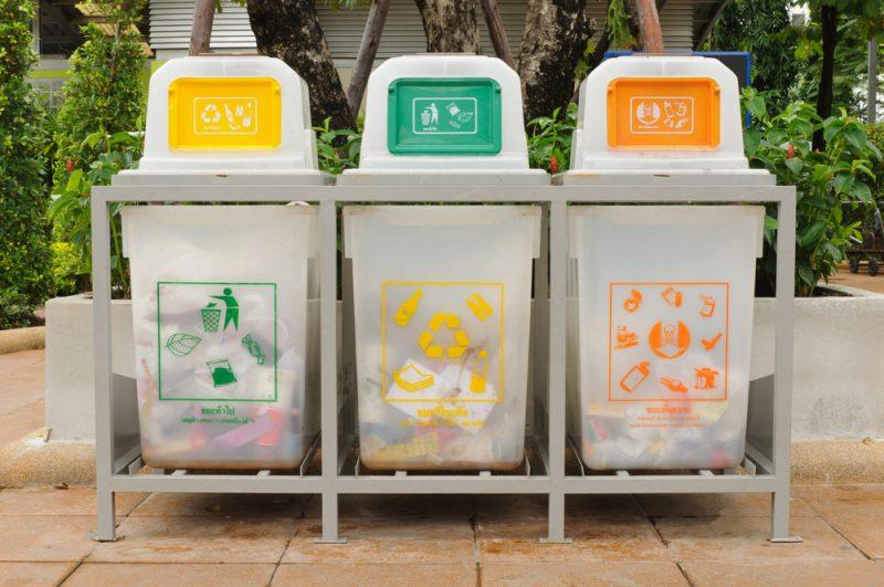 afvalvrije school