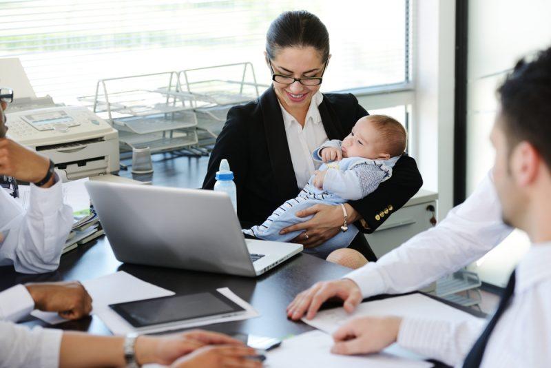 tips voor werkende moeders