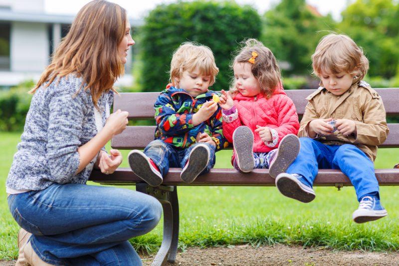 met drie kinderen op tijd op school tips
