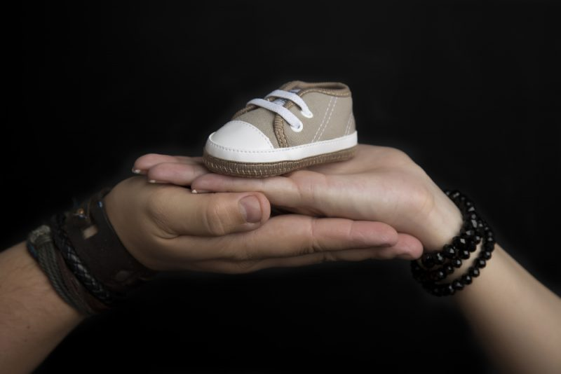 originele zwangerschapsaankondiging